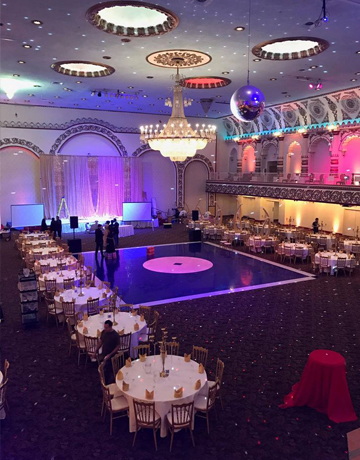 Making your events smarter & impactful by personalised event management.
